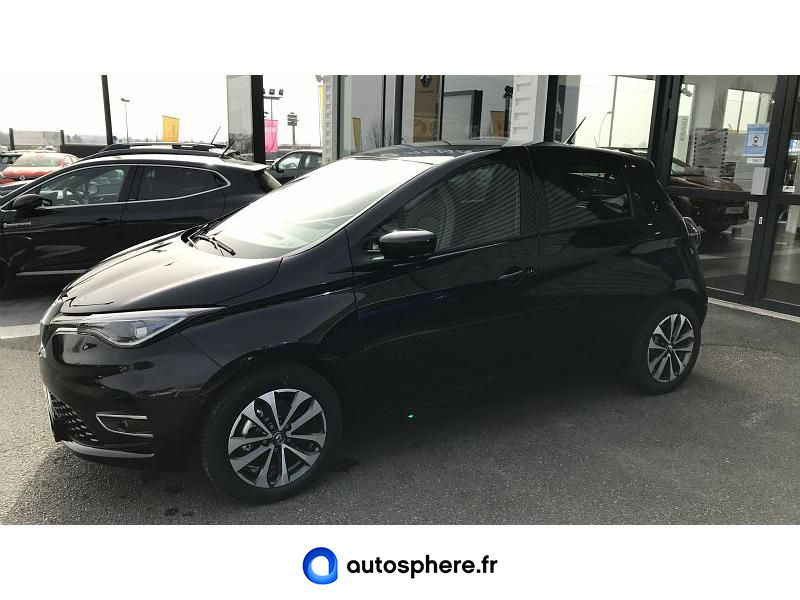 RENAULT ZOE INTENS CHARGE NORMALE R110 ACHAT INTéGRAL - Miniature 3