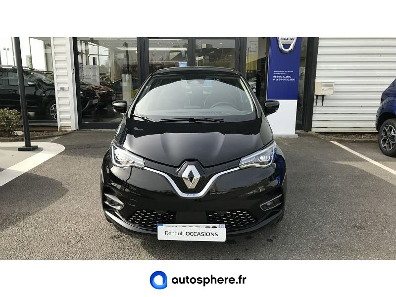 RENAULT ZOE INTENS CHARGE NORMALE R110 ACHAT INTéGRAL - Miniature 5