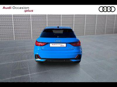 AUDI A1 SPORTBACK 30 TFSI 116CH TURBO BLUE EDITION S TRONIC 7 - Miniature 3