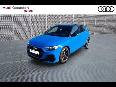 Audi A1 Sportback 30 TFSI 116ch Turbo Blue Edition S tronic 7 occasion