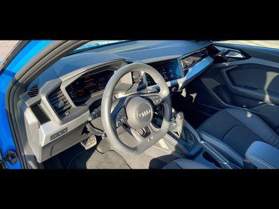 AUDI A1 SPORTBACK 30 TFSI 116CH TURBO BLUE EDITION S TRONIC 7 - Miniature 4