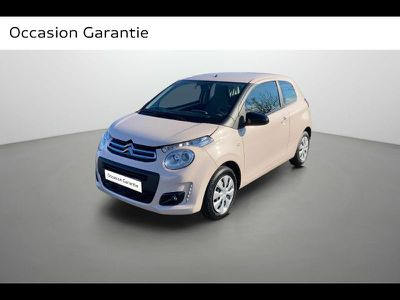 Citroen C1 VTi 72 Feel 3p occasion