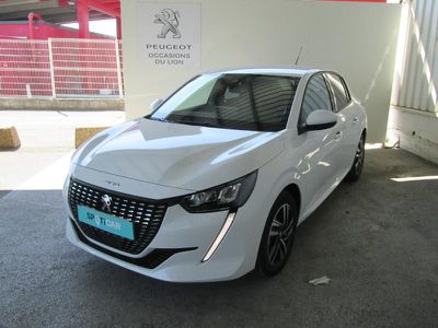 Peugeot 208 1.5 BlueHDi 100ch S&S Allure Business occasion