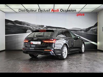 AUDI A6 AVANT 40 TDI 204CH AVUS EXTENDED S TRONIC 7 - Miniature 2
