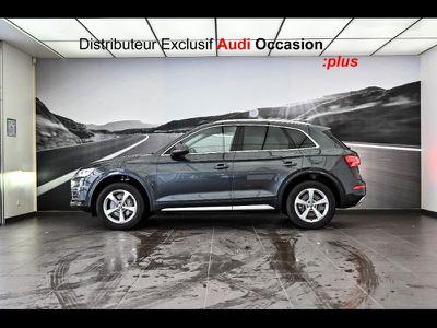 AUDI Q5 2.0 TDI 163CH DESIGN LUXE QUATTRO S TRONIC 7 EURO6D-T - Miniature 5
