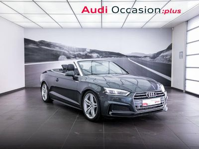 Audi A5 Cabriolet 40 TFSI 190ch S line S tronic 7 Euro6d-T occasion