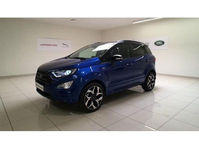 FORD ECOSPORT 1.0 ECOBOOST 140CH ST-LINE EURO6.2 - Miniature 1