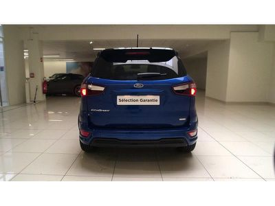 FORD ECOSPORT 1.0 ECOBOOST 140CH ST-LINE EURO6.2 - Miniature 4
