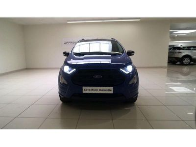 FORD ECOSPORT 1.0 ECOBOOST 140CH ST-LINE EURO6.2 - Miniature 5
