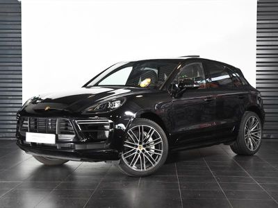 Porsche Macan 2.9 V6 440ch Turbo PDK Euro6d-T EVAP ISC occasion