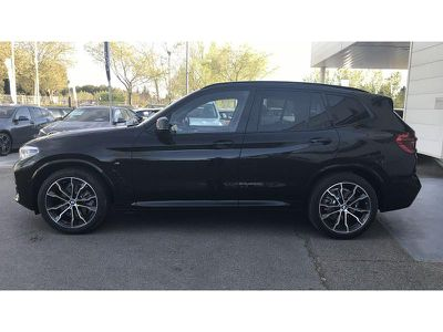 BMW X3 XDRIVE20D 190 CH M SPORT - Miniature 3