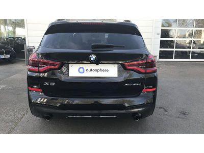 BMW X3 XDRIVE20D 190 CH M SPORT - Miniature 4