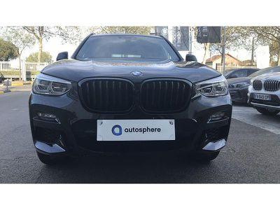 BMW X3 XDRIVE20D 190 CH M SPORT - Miniature 5