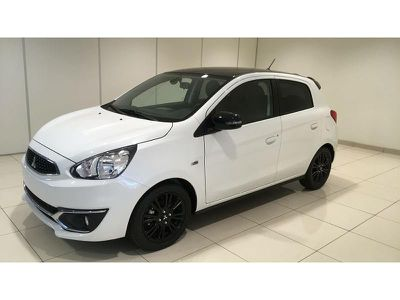 MITSUBISHI SPACE STAR 1.2 MIVEC 80CH AS&G BLACK COLLECTION 2019.5 - Miniature 3