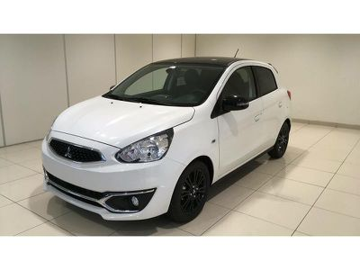 Mitsubishi Space Star 1.2 MIVEC 80ch AS&G BLACK Collection 2019.5 occasion