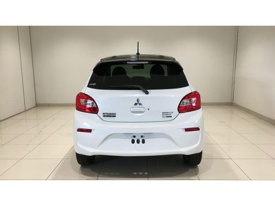 MITSUBISHI SPACE STAR 1.2 MIVEC 80CH AS&G BLACK COLLECTION 2019.5 - Miniature 4