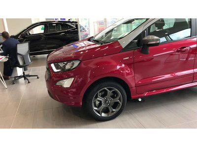 Ford Ecosport 1.0 EcoBoost 125ch ST-Line 7cv occasion