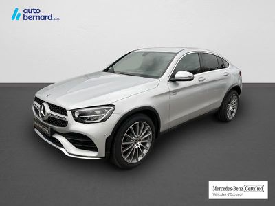 Mercedes Glc Coupe 300 d 245ch AMG Line 4Matic 9G-Tronic occasion