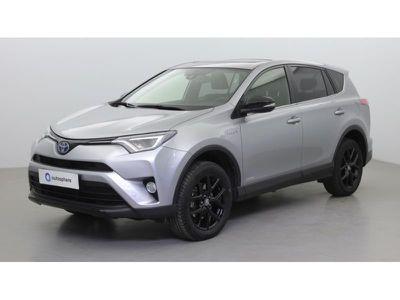 Leasing Toyota Rav4 197 Hybride Black Edition 2wd Cvt Rc18