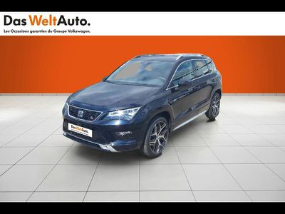 Seat Ateca 2.0 TDI 150ch Start&Stop FR DSG Euro6d-T occasion