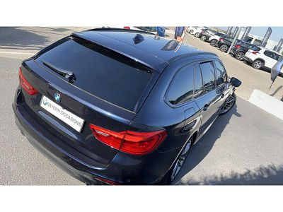 BMW SERIE 5 TOURING 520DA 190CH M SPORT STEPTRONIC - Miniature 2