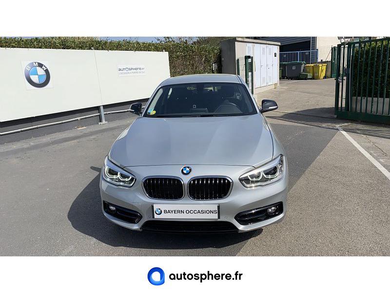 BMW SERIE 1 116D 116CH SPORT 5P - Miniature 5