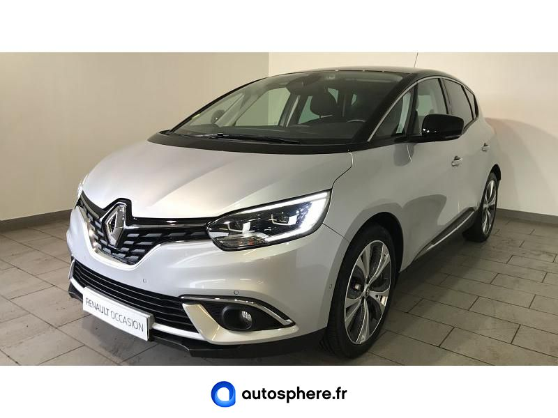 RENAULT SCENIC 1.5 DCI 110CH HYBRID ASSIST INTENS - Miniature 1