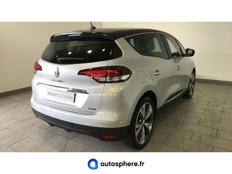RENAULT SCENIC 1.5 DCI 110CH HYBRID ASSIST INTENS - Miniature 2
