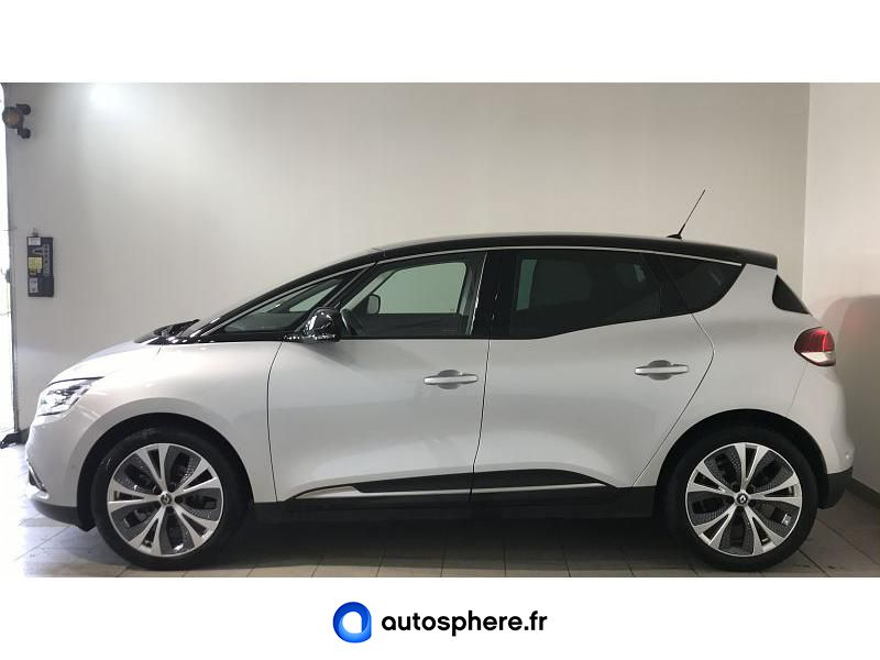RENAULT SCENIC 1.5 DCI 110CH HYBRID ASSIST INTENS - Miniature 3