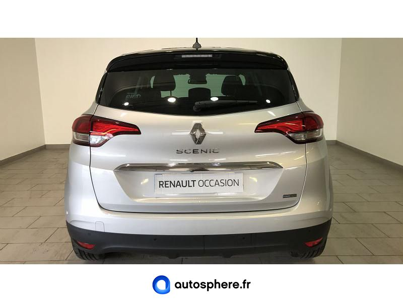 RENAULT SCENIC 1.5 DCI 110CH HYBRID ASSIST INTENS - Miniature 4