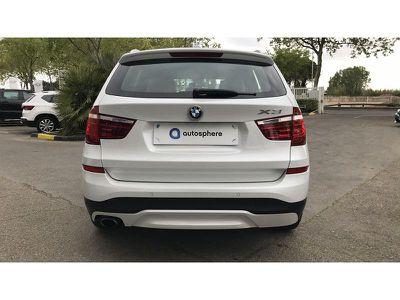 BMW X3 SDRIVE18D 150CH EXECUTIVE - Miniature 4