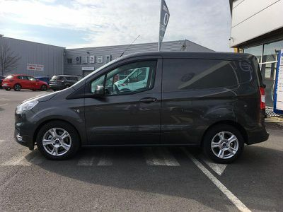 FORD TRANSIT COURIER 1.5 TDCI 100CH STOP&START LIMITED - Miniature 3