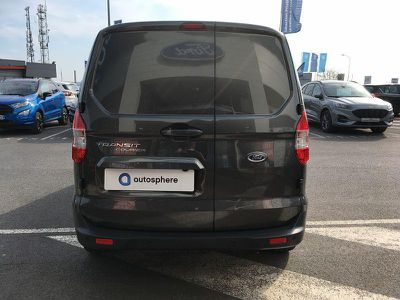 FORD TRANSIT COURIER 1.5 TDCI 100CH STOP&START LIMITED - Miniature 4