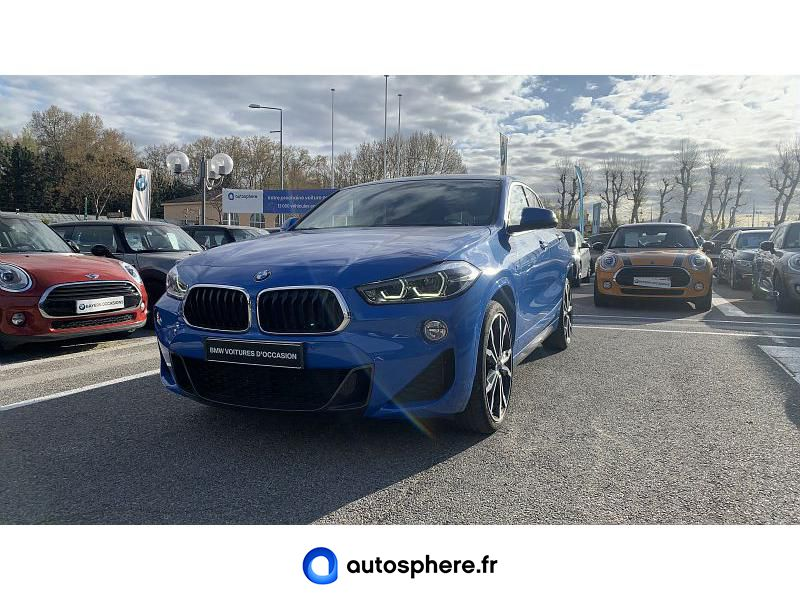 BMW X2 XDRIVE25DA 231CH M SPORT - Miniature 1