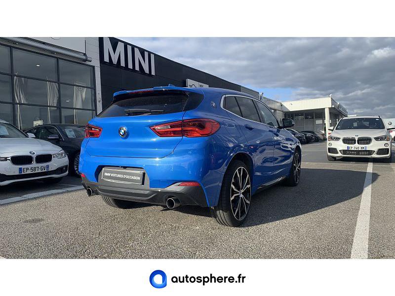 BMW X2 XDRIVE25DA 231CH M SPORT - Miniature 2