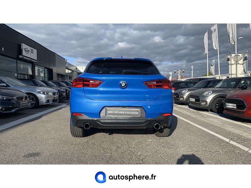 BMW X2 XDRIVE25DA 231CH M SPORT - Miniature 4