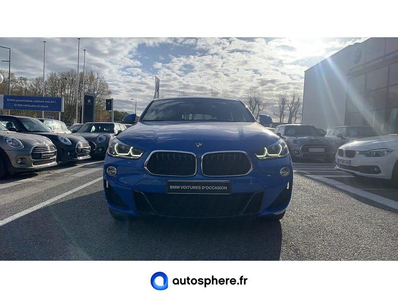 BMW X2 XDRIVE25DA 231CH M SPORT - Miniature 5