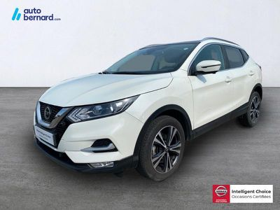 Nissan Qashqai 1.3 DIG-T 140ch N-Connecta 2019 occasion