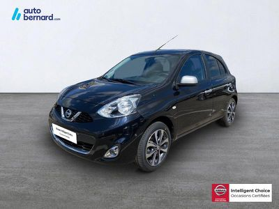 Nissan Micra 1.2 80ch N-Tec Euro6 occasion