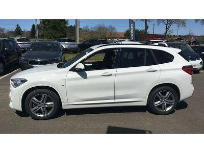 BMW X1 SDRIVE20DA 190CH M SPORT EURO6C - Miniature 3