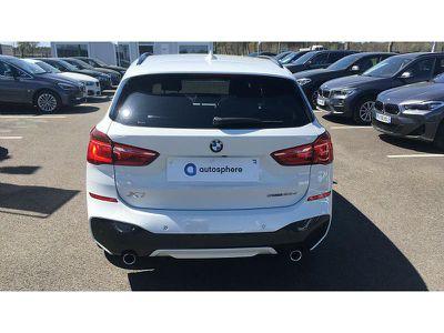 BMW X1 SDRIVE20DA 190CH M SPORT EURO6C - Miniature 4