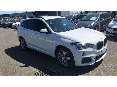 BMW X1 SDRIVE20DA 190CH M SPORT EURO6C - Miniature 5