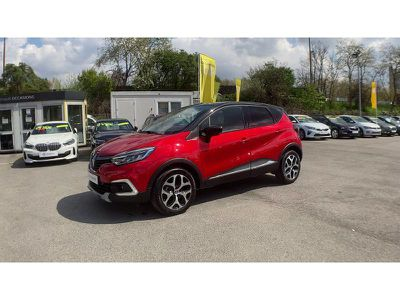 Renault Captur 1.2 TCe 120ch energy Intens EDC occasion