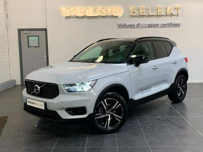 Volvo Xc40 T5 Recharge 180 + 82ch R-Design DCT 7 occasion