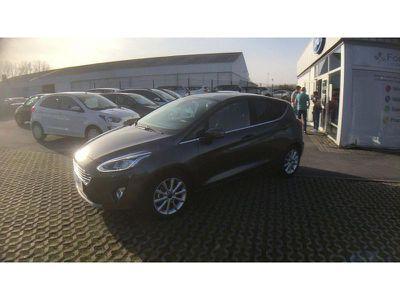 Leasing Ford Fiesta 1.0 Ecoboost 100ch Stop&start Titanium 5p Euro6.2