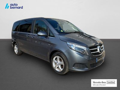 MERCEDES CLASSE V 220 D COMPACT EXECUTIVE 7G-TRONIC PLUS - Miniature 3