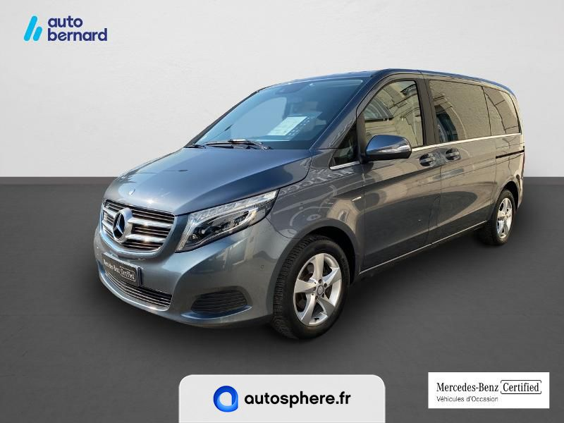 MERCEDES CLASSE V 220 D COMPACT EXECUTIVE 7G-TRONIC PLUS - Photo 1