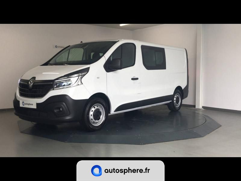 RENAULT TRAFIC L2H1 1200 2.0 DCI 145CH ENERGY CABINE APPROFONDIE CONFORT E6 IMPORT - Photo 1