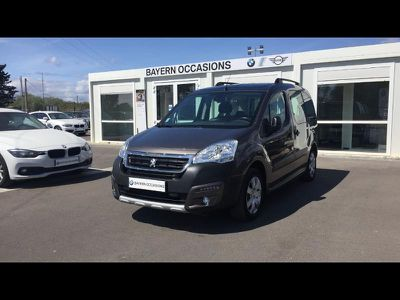 Peugeot Partner Tepee 1.6 BlueHDi 120ch Outdoor S&S occasion