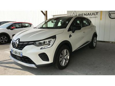 Leasing Renault Captur 1.0 Tce 100ch Business Gpl - 20